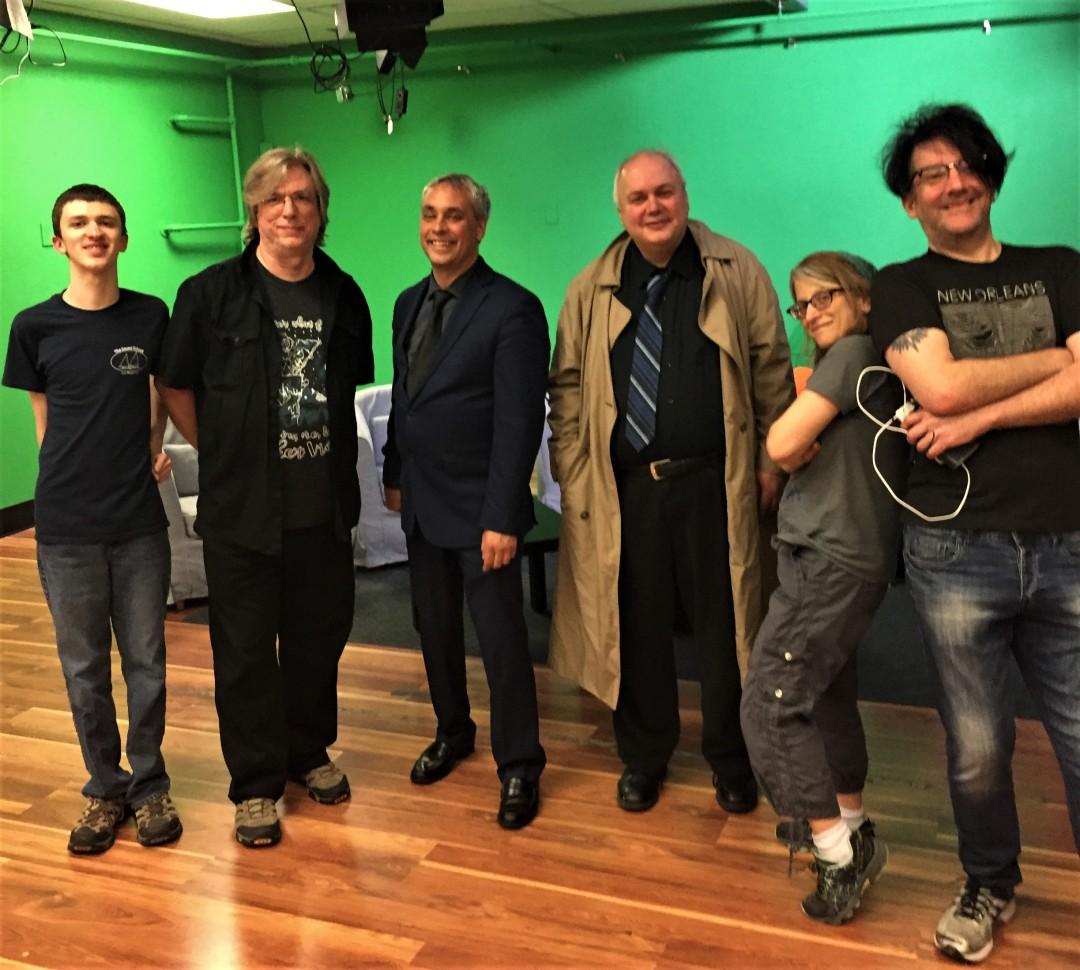nutmeg junction meets nerd talk on ctv