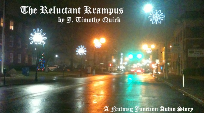 The Reluctant Krampus (A Nutmeg Junction Special)