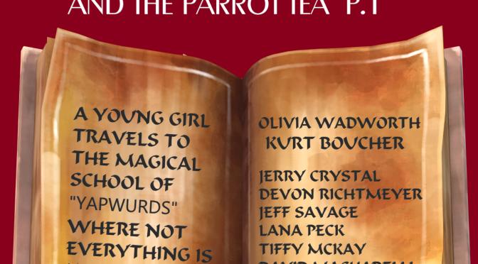 Episode 2.34  Imogen Dodge and the Parrot Tea (P1)