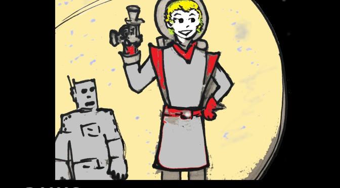 Episode 2.35 Three Sci-Fi Stories
