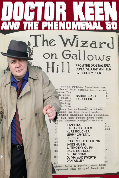 DOCTOR KEEN WIZARD OF GALLOWS HILL