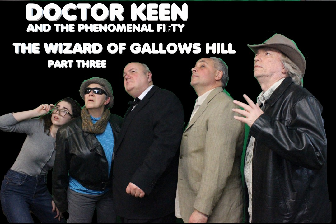 DOCTOR KEEN TITLE CARD WIZARD PART 3