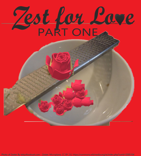 zest for love title