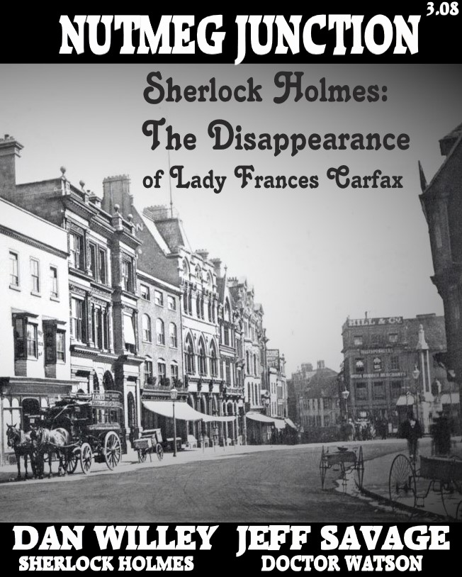308 TITLE CARD SHERLOCK HOLMES DISAPPEARANCE
