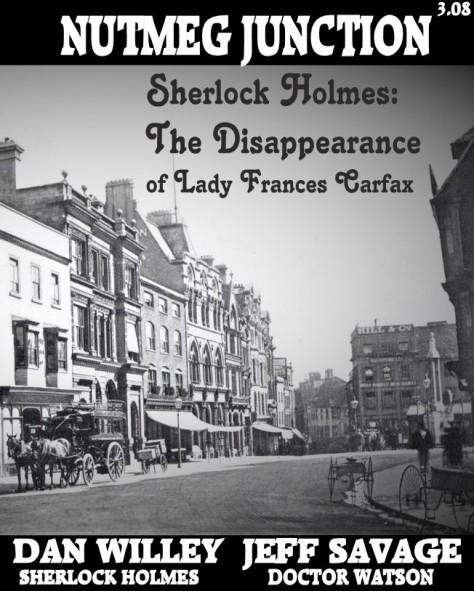 308 TITLE CARD SHERLOCK HOLMES DISAPPEARANCE