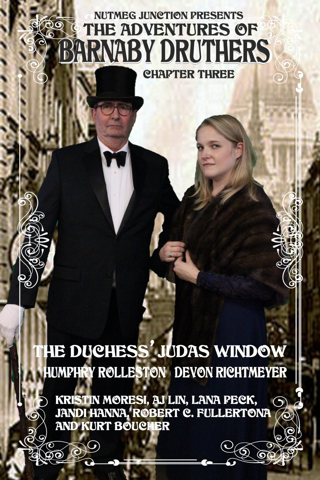 310 TITLE CARD BARNABY DRUTHERS THE DUCHESS