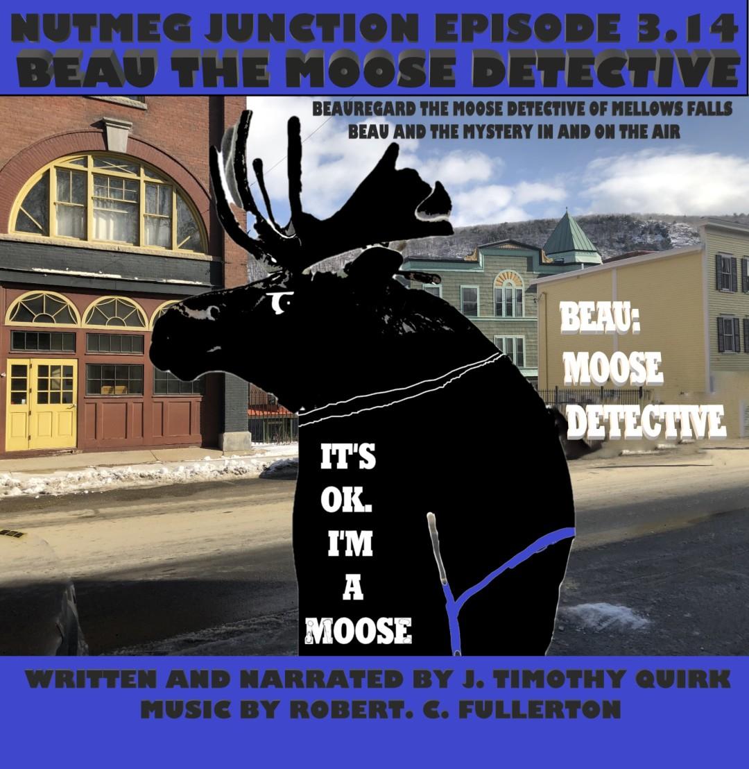 314 BEAU MOOSE DETECTIVE