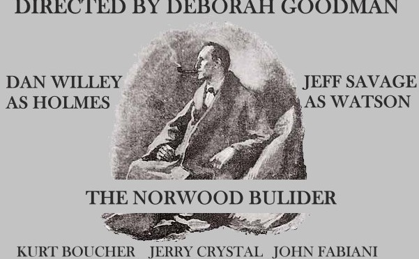 THE ESSENTIAL CASE FILES OF SHERLOCK HOMES: THE NORWOOD BUILDER