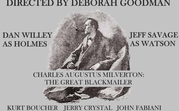 THE ESSENTIAL CASE FILES OF SHERLOCK HOLMES: CHARLES AUGUSTUS MILvERTON-THE GREAT BLACKMAILER